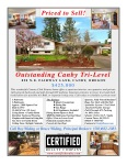 Canby Homes, Canby Real Estate